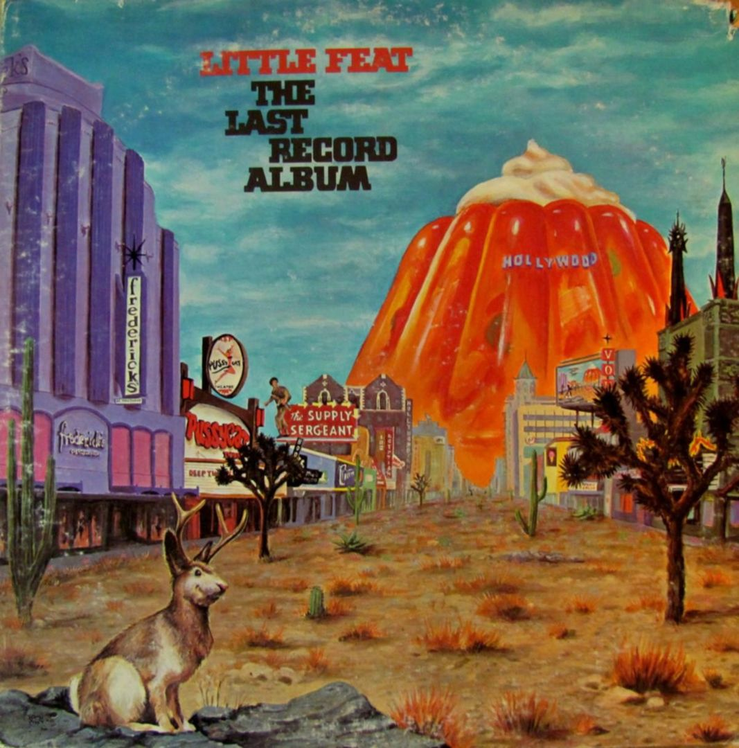 skurrilste cover_Little Feat THE LAST RECORD ALBUM