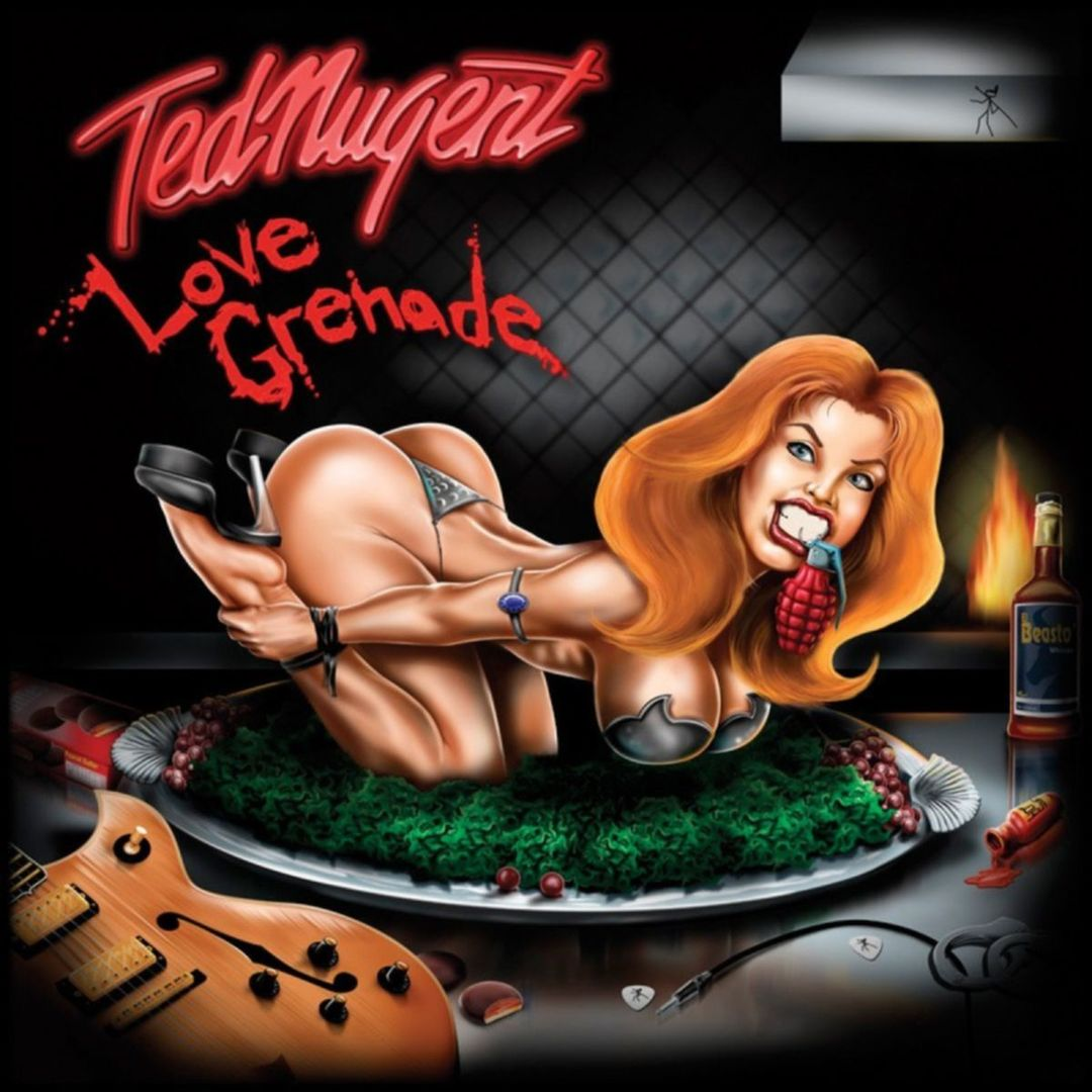 skurriles cover_Ted Nugent