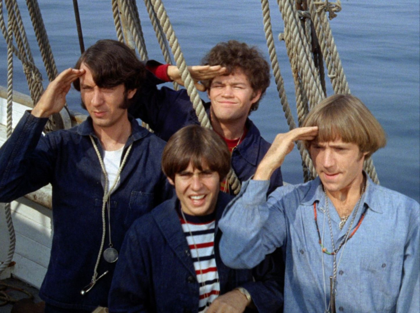 The_Monkees_Ahoy_Picture press