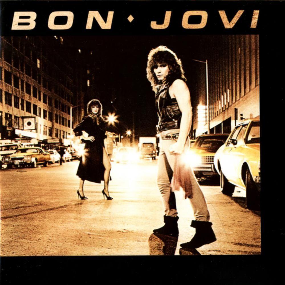 Wunderbar: BON JOVI (1984)