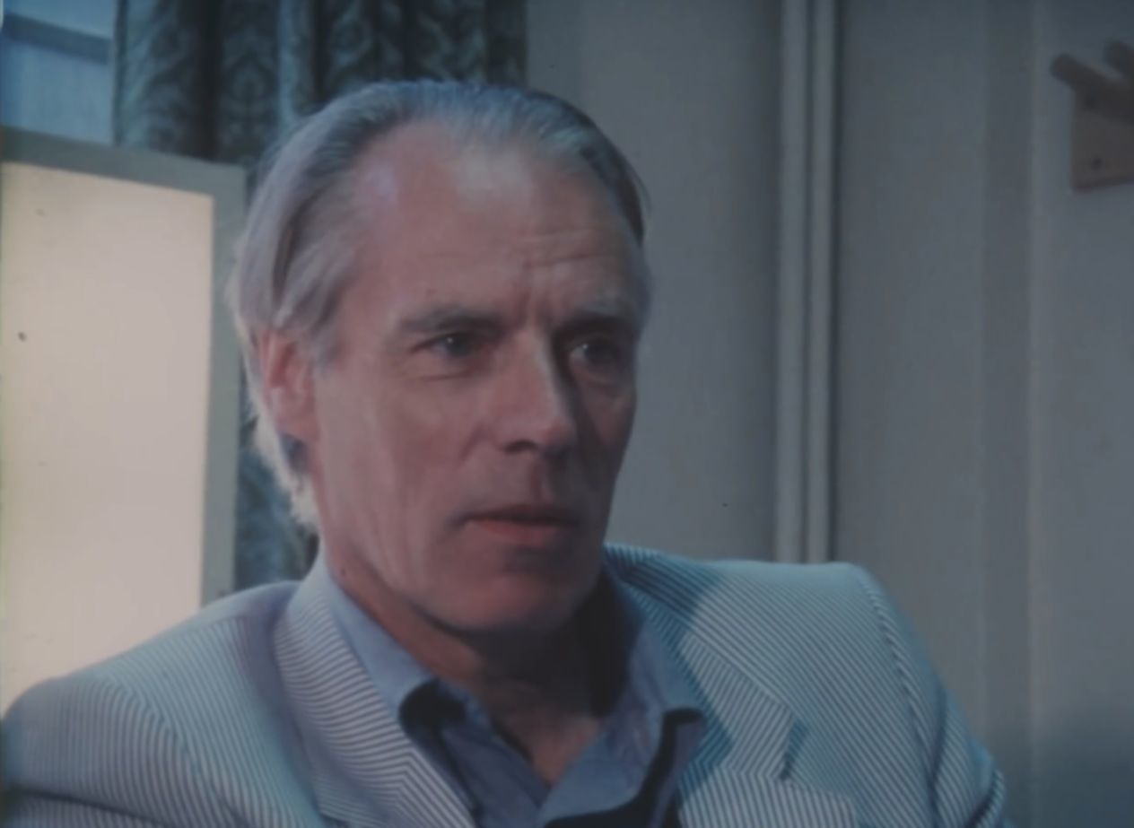 george martin video still