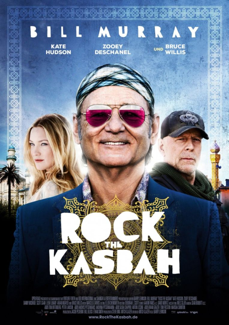 rock the kasbah film
