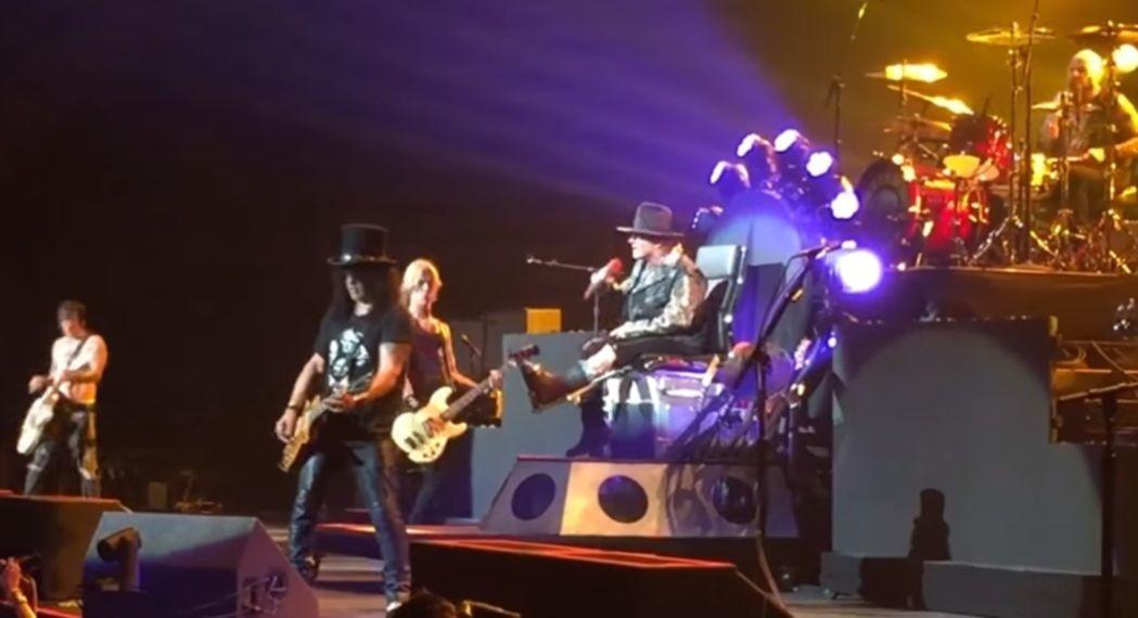 Guns n Roses Las Vegas