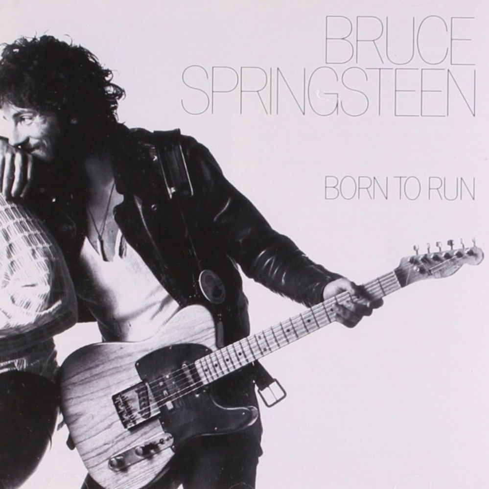 bruce springsteen born to run