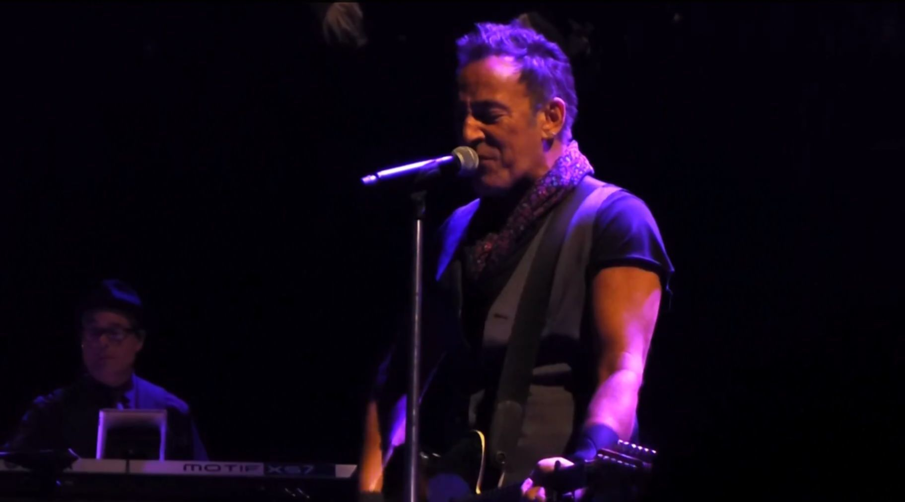 bruce springsteen purple rain