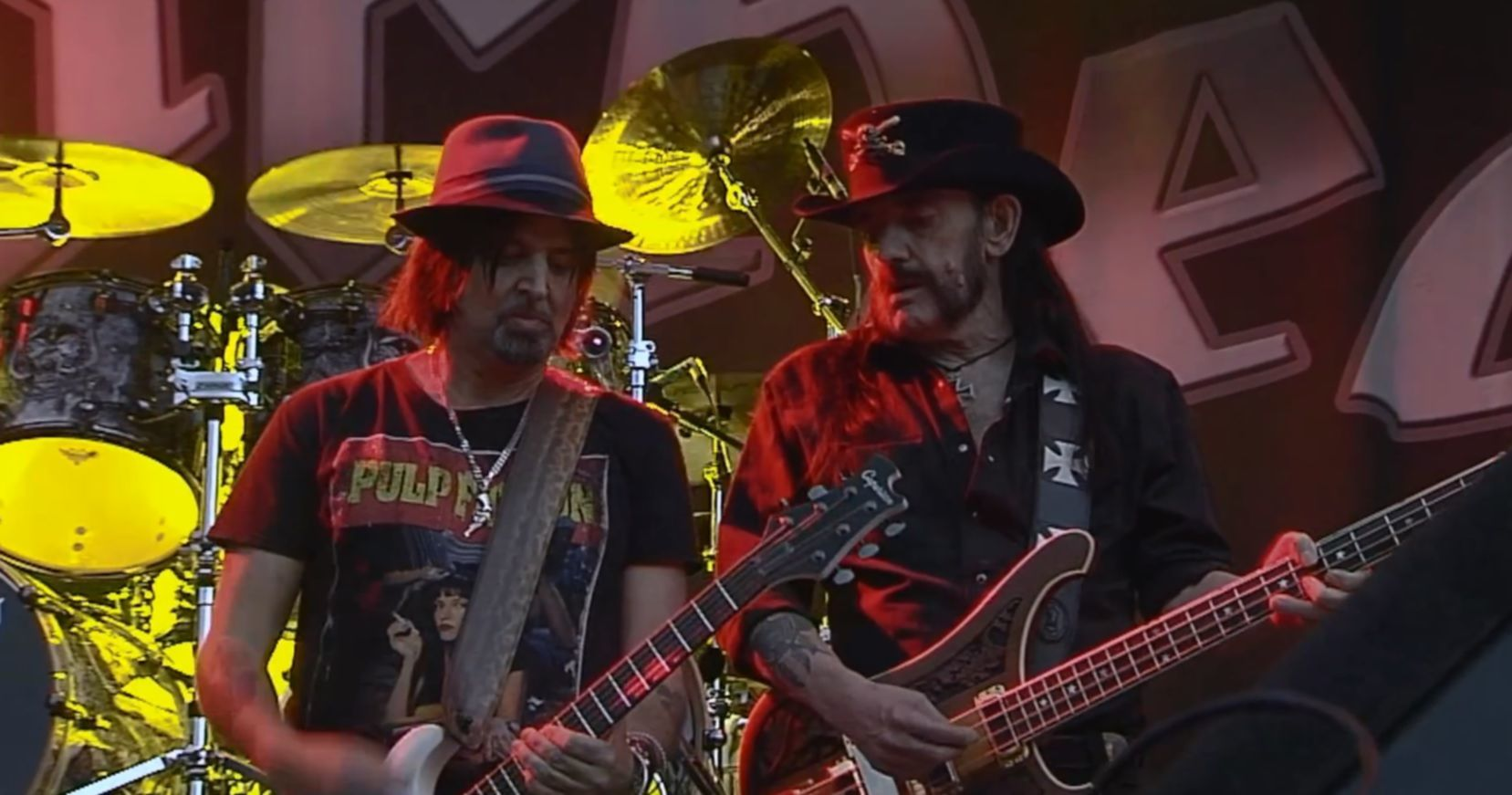 Motörhead resurrection live
