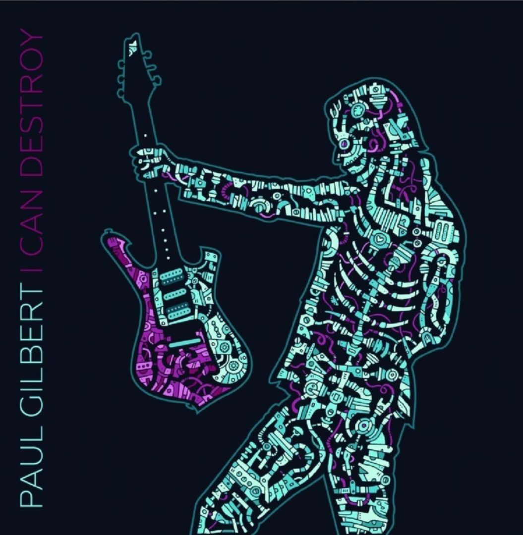 paul gilbert album