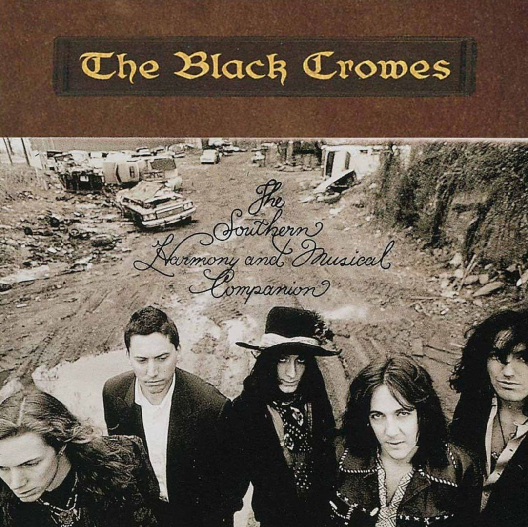 black crowes album