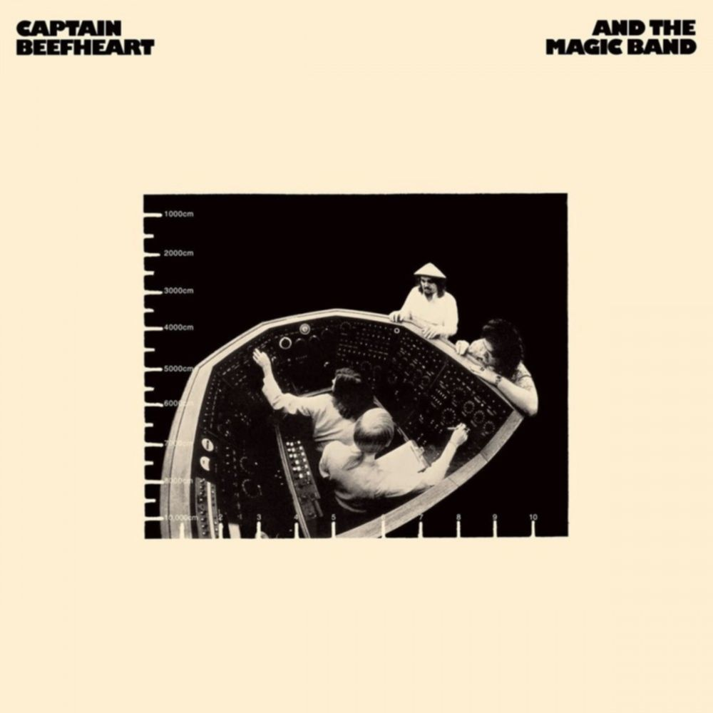 captain beefheart clear spot cover