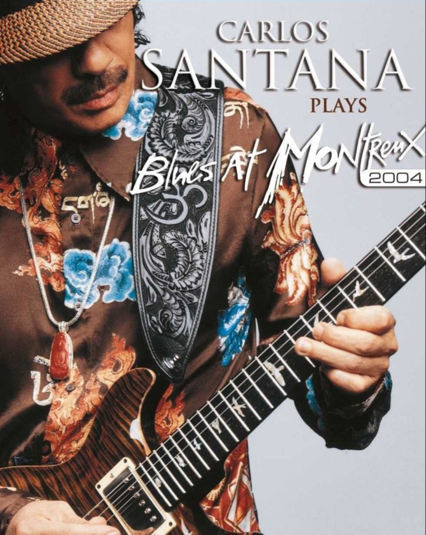 carlos santana dvd