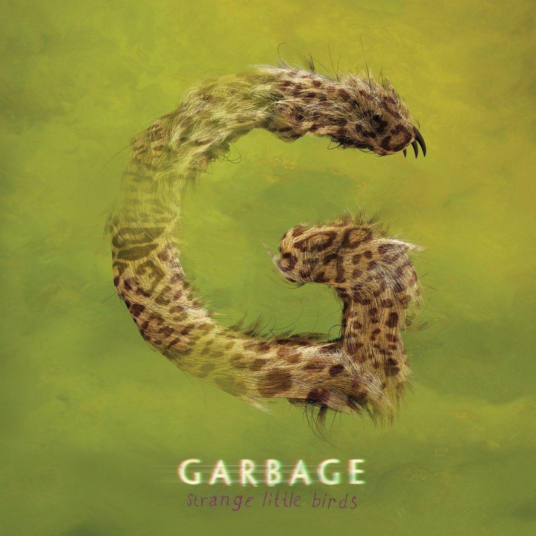 garbage album