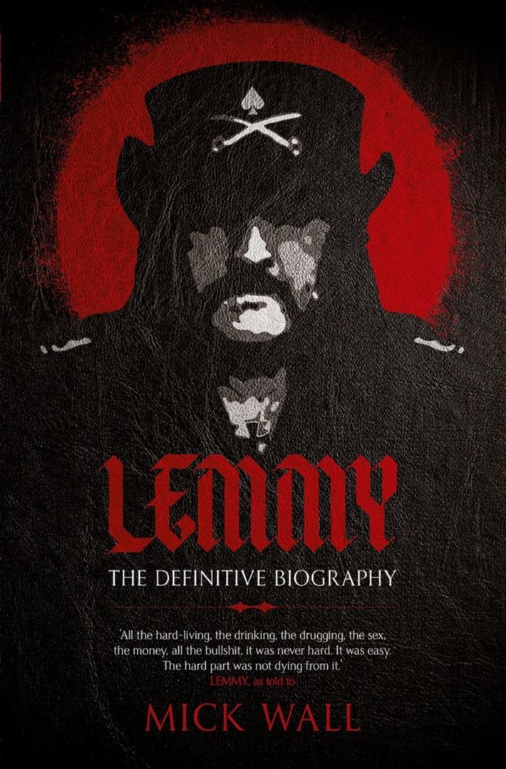 lemmy definitive biography