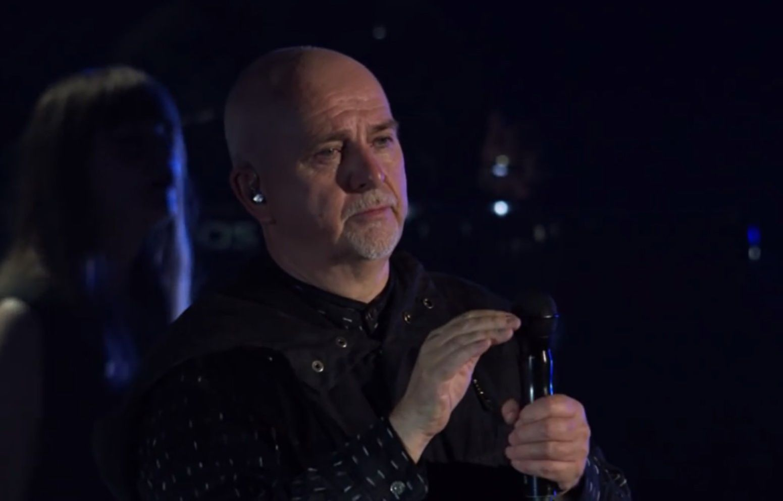 peter gabriel video still
