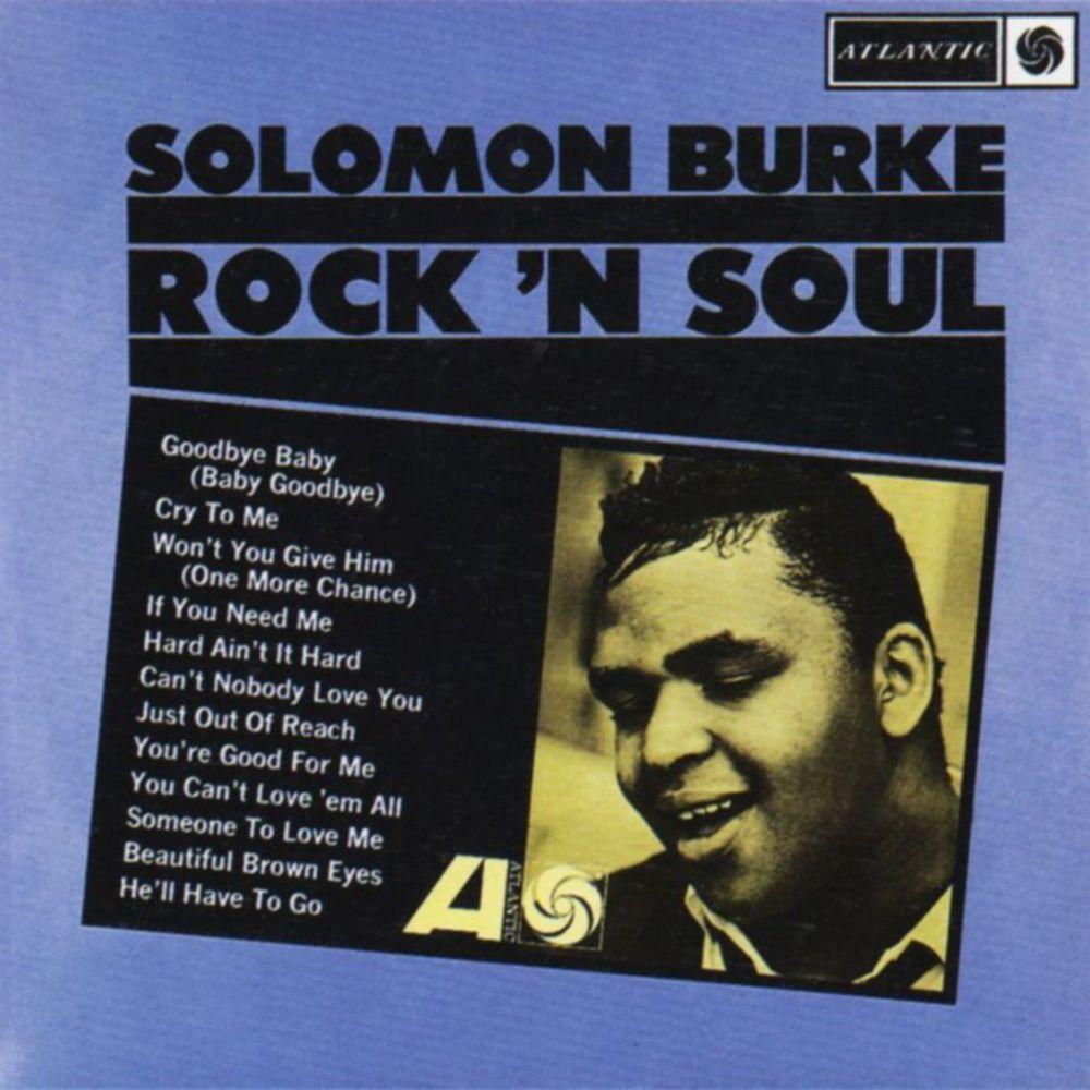 solomon burke album