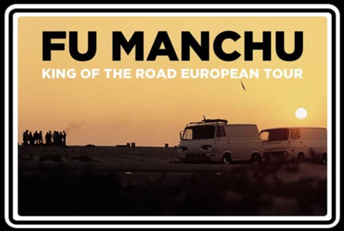 Fu manchu King-Euro-Tour-Header
