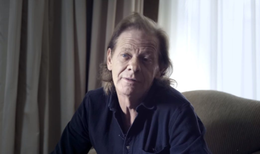 Stevie Young AC/DC