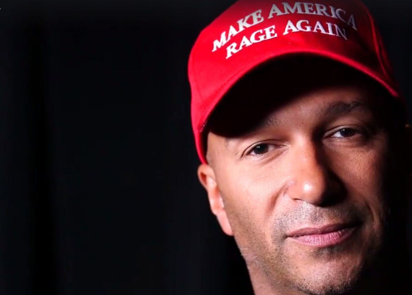 tom morello donald trump