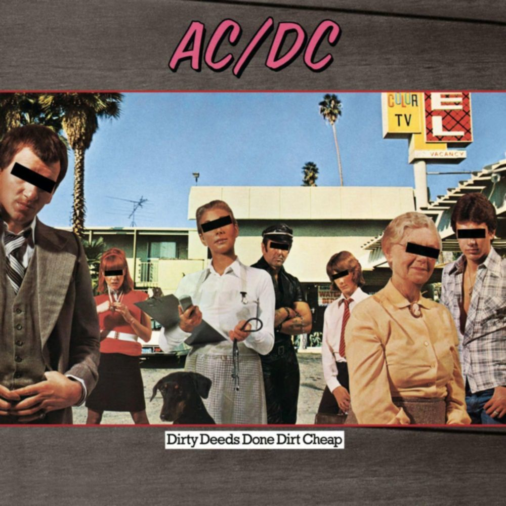 AC/DC dirty deeds
