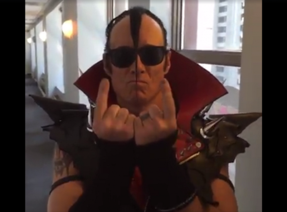 jerry only bei interview