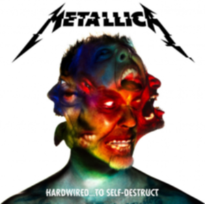 metallica hardwire to self-destruct album