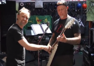 metallica hardwired making of