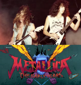 metallica the early years 2