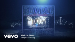 temple of the dog black cat play