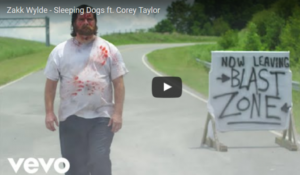 zakk wylde corey taylor gone sleeping dogs play