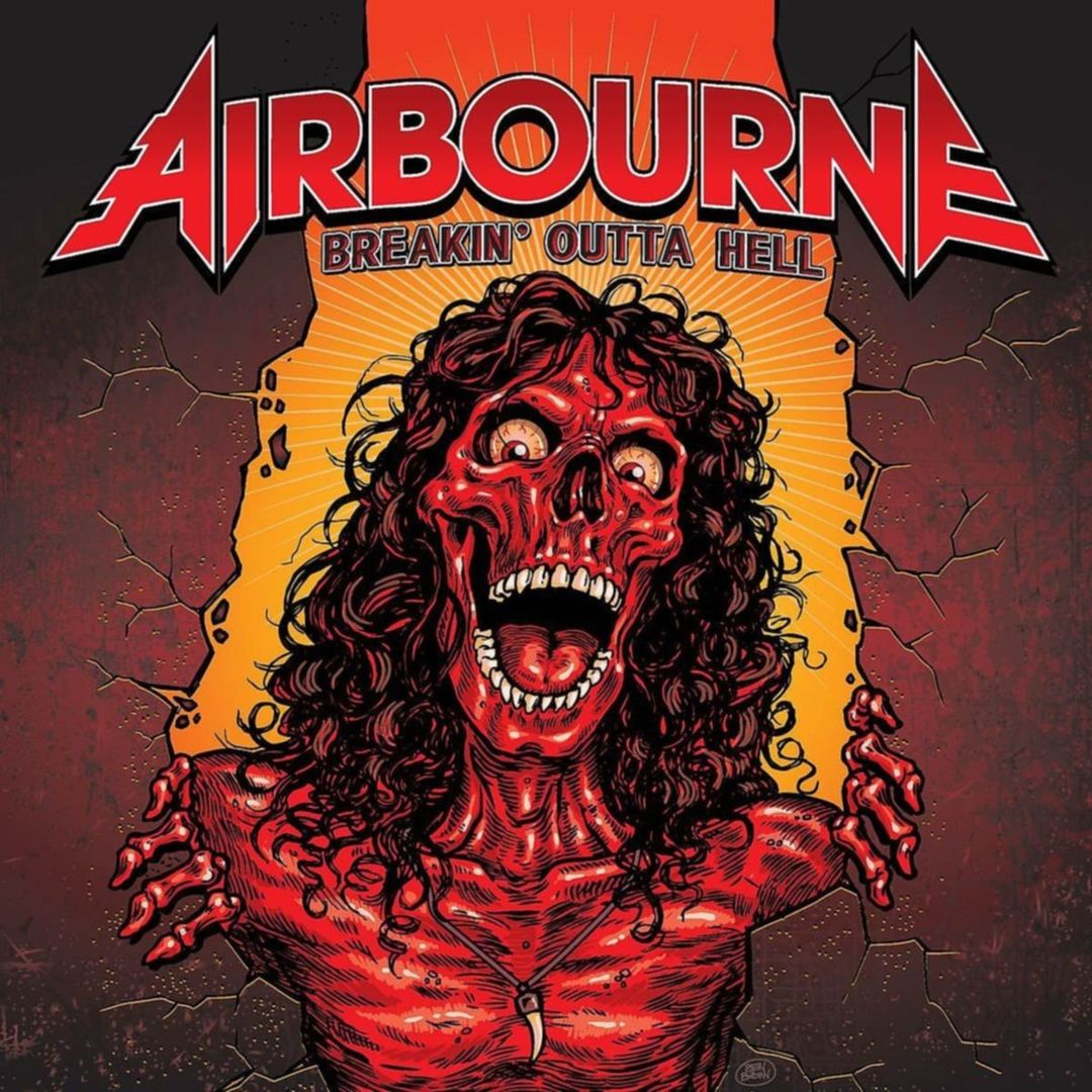 airbourne album