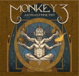 monkey3 album cover
