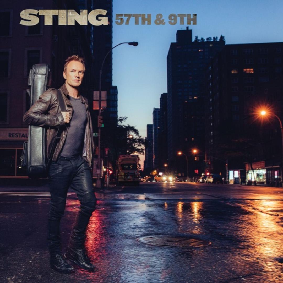 sting album 2016