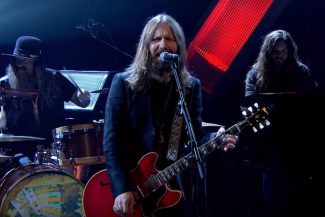 blackberry smoke live