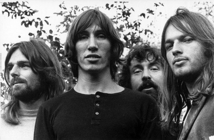 Pink Floyd Promo Foto