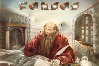 kansas leftoverture cover