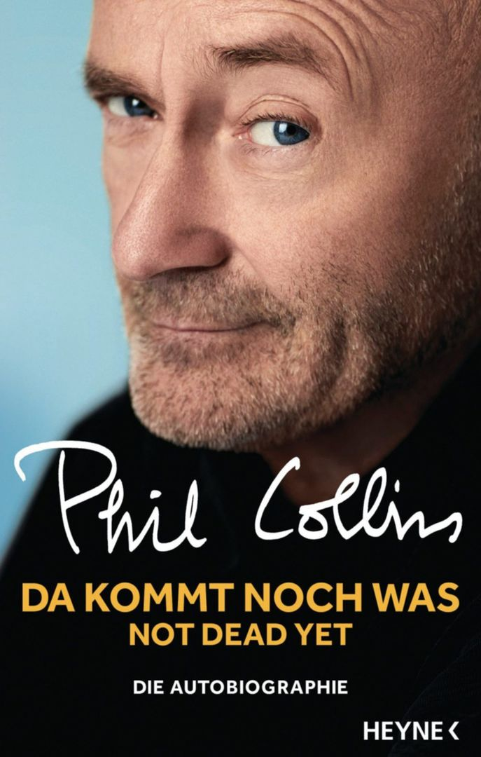 phil collins buch