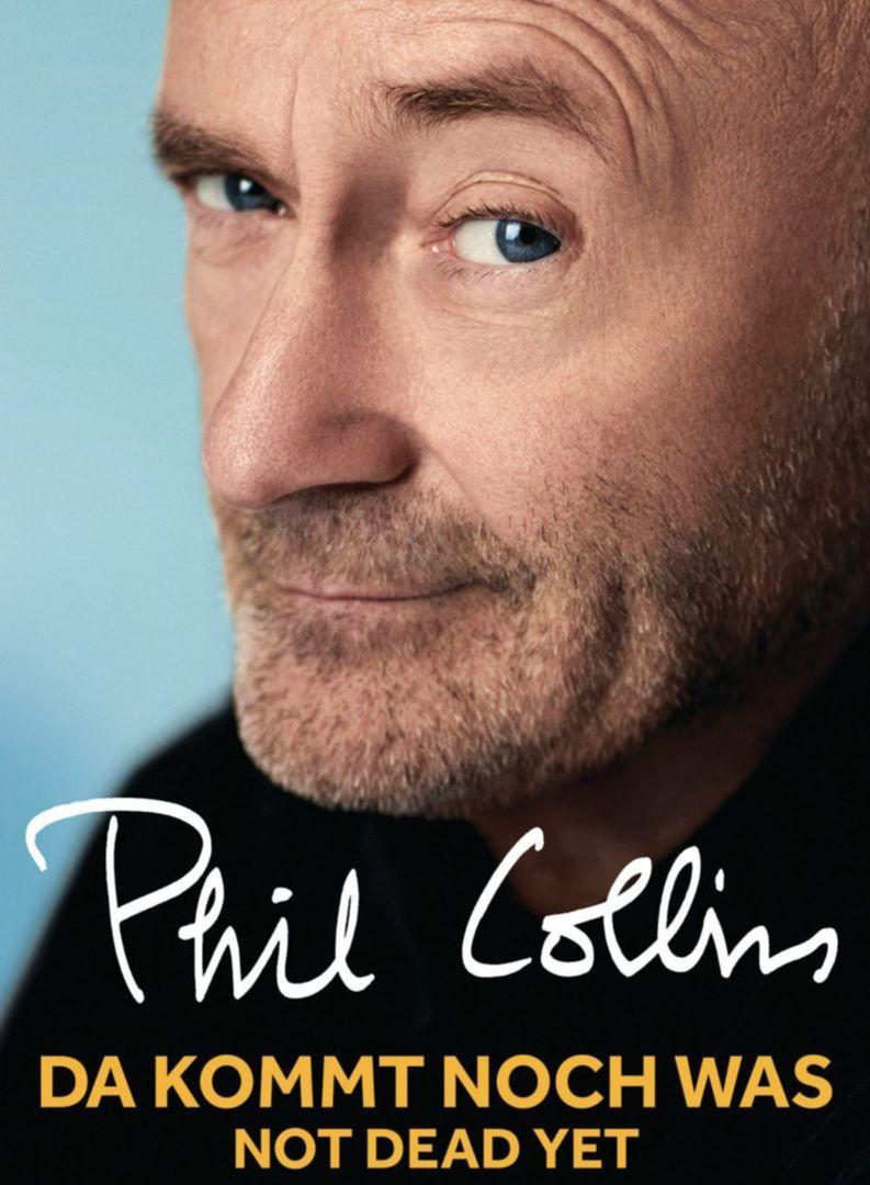 review phil collins da kommt noch was die autobiographie. Black Bedroom Furniture Sets. Home Design Ideas