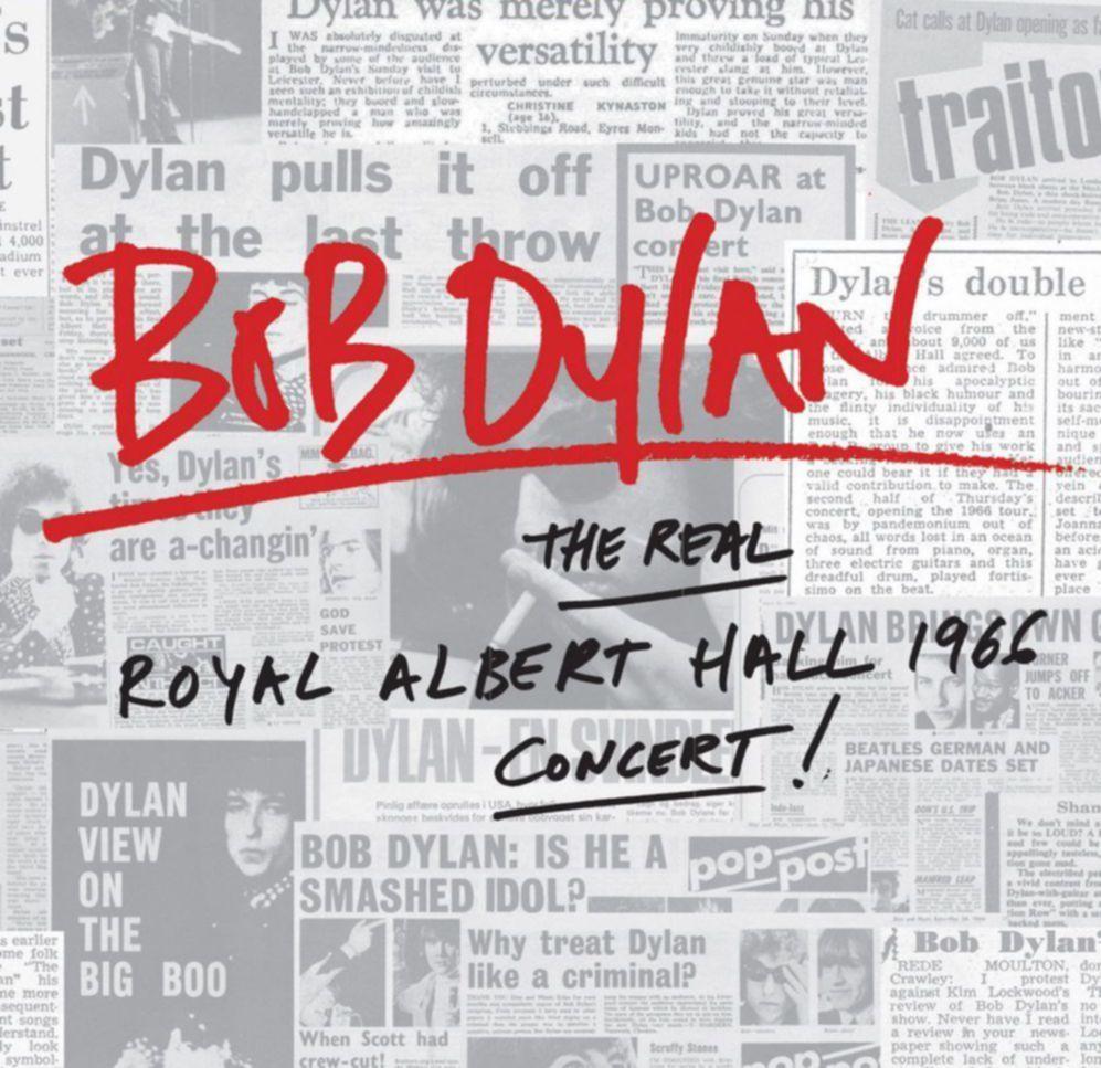 bob dylan royal albert hall