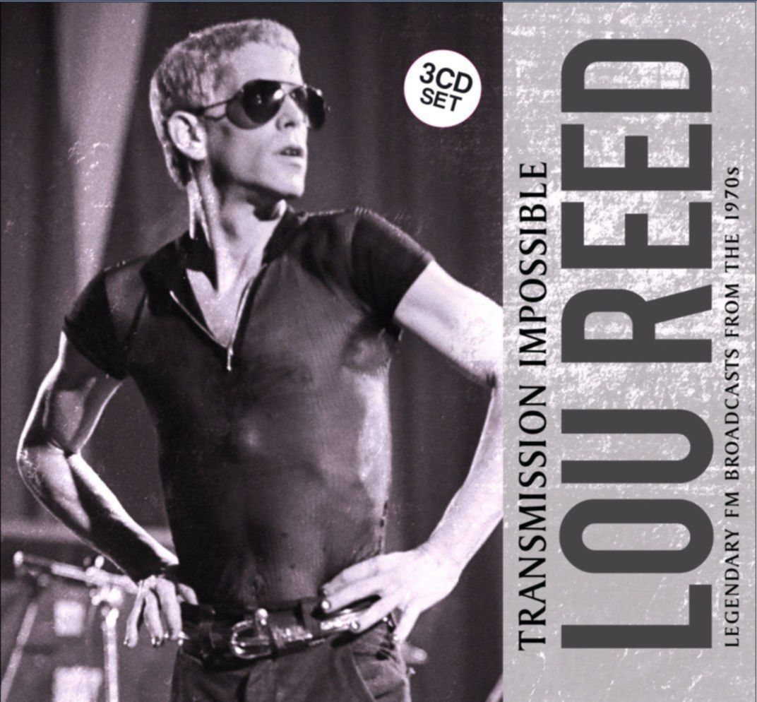 lou reed transmission