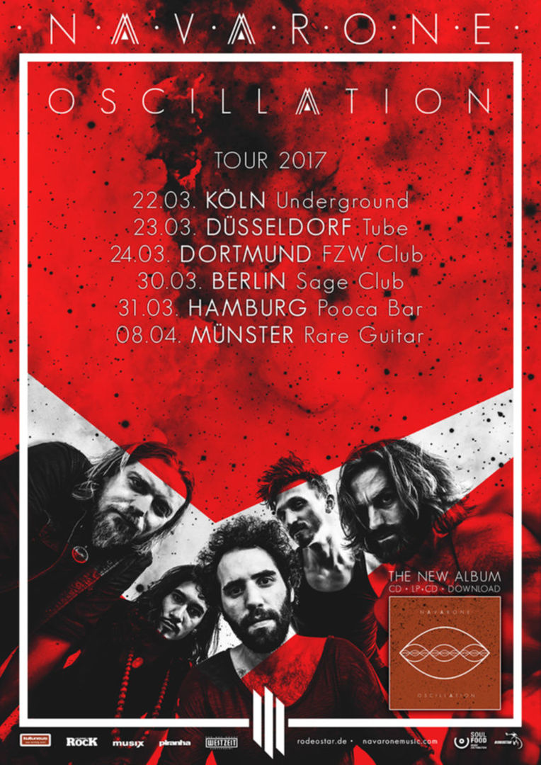 navarone tour