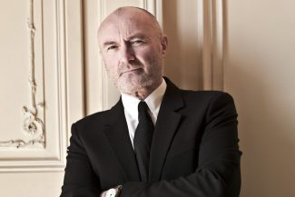 phil collins press