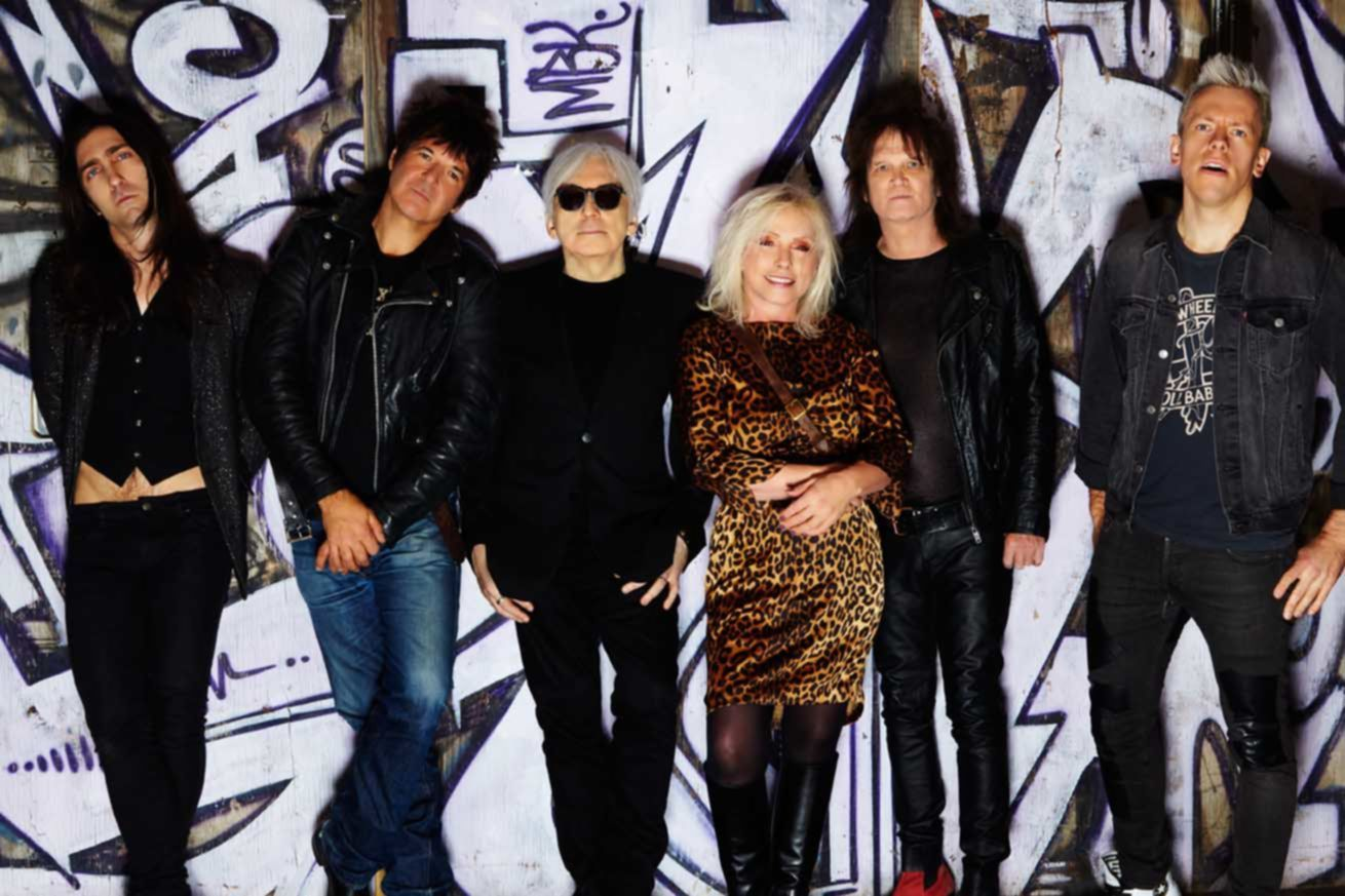 Blondie Neues Album Pollinator Angek 252 Ndigt Classic Rock