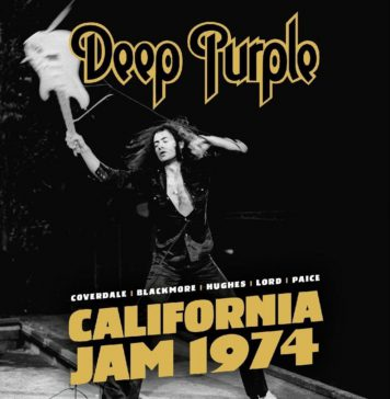 deep purple california jam