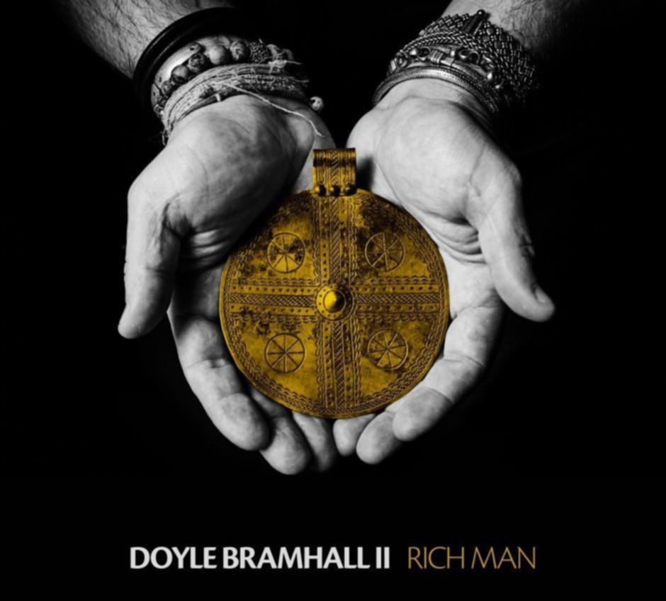 doyle bramhall rich man