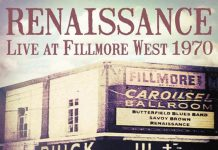 renaissance fillmore west