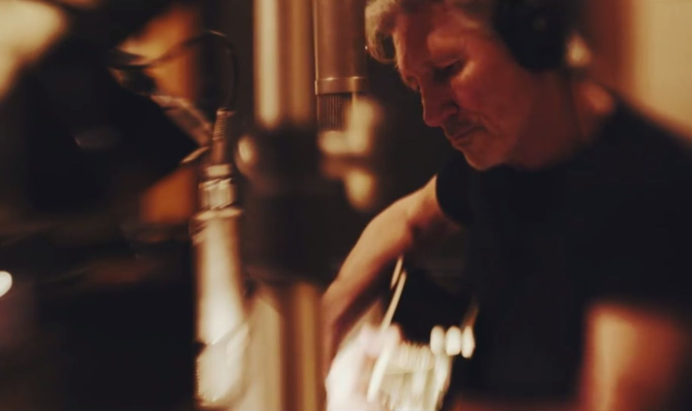 roger waters clip