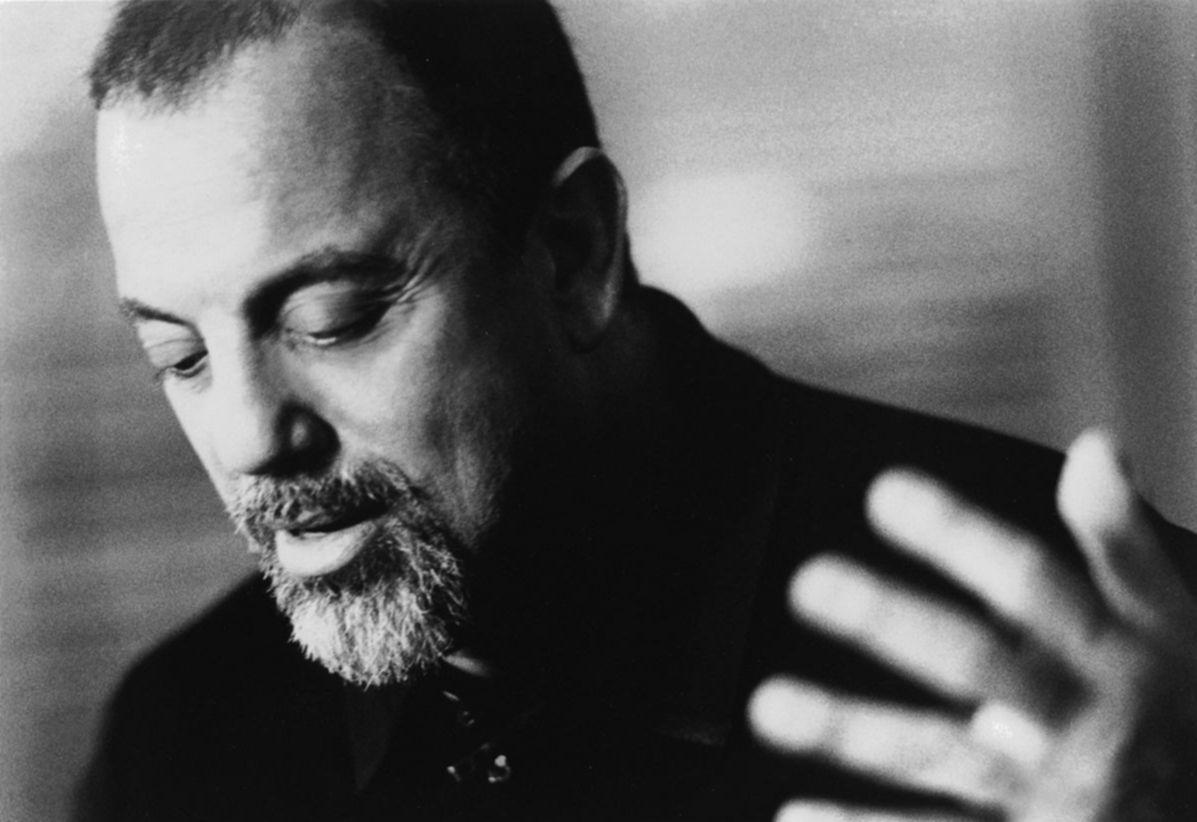 Billy Joel Press Shot
