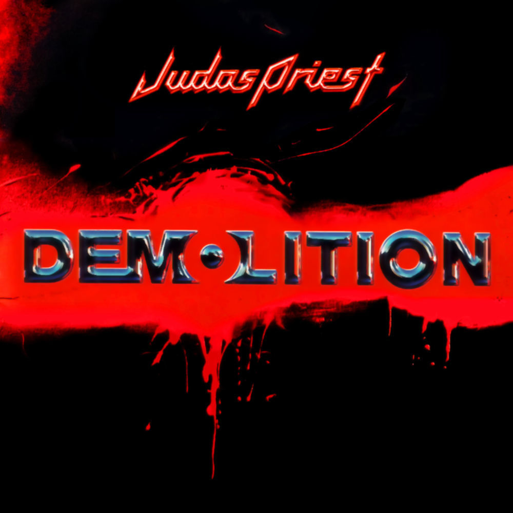 judas priest demolition