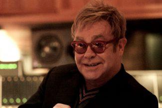 Pressefoto von 2015 von Elton John.
