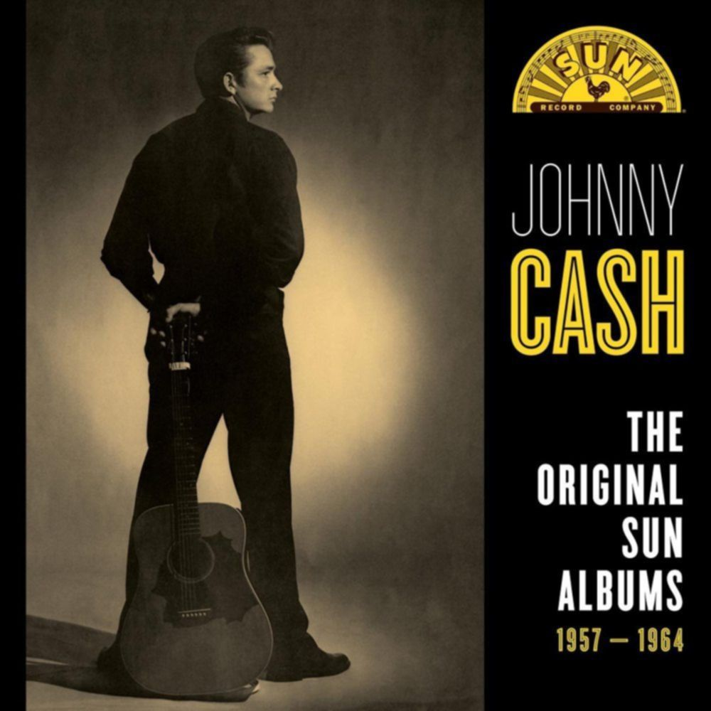 johnny cash sun
