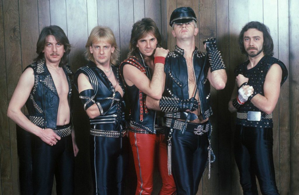 judas priest werkschau